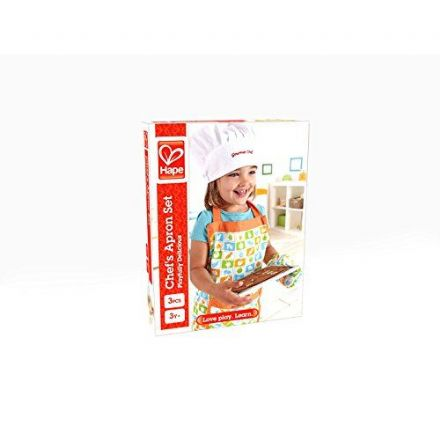 Chef's Apron Set by Hape